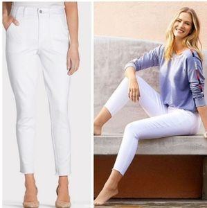 Level 99 Anthropologie Karli Utility Jeans 28